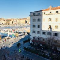 Bel appartement Vue sur le Vieux Port