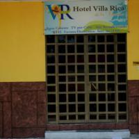 Hotel Villa Rica De La Veracruz