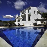 Exquisite villa near beach with Heated pool