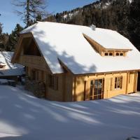 Alpin-Hütten auf der Turracherhöhe