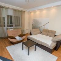 Apartment on Druzhininskaya