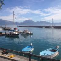 By the sea in Scario