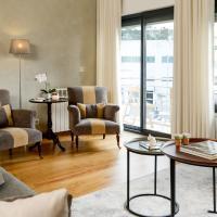 Praça de Espanha Luxury Apartment