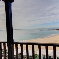 atico vistas a la playa