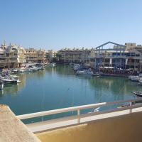 Magnifico apartamento con vistas en Puerto Marina