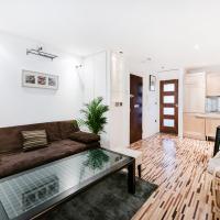 Shiny flat in Angel, Islington