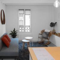 Appartement Paris-Sacré Coeur