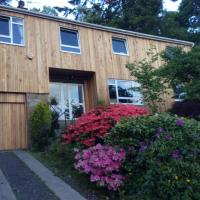 Luxurious 1 bed apartment in Bearsden Glasgow