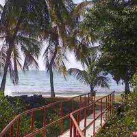 Apartamento con playa privada