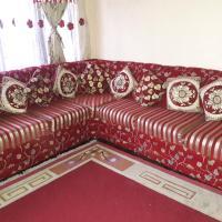 Prakriti's home