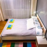 3 kambarių butas