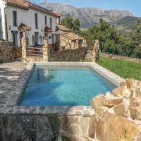 Four-Bedroom Holiday Home in Cortes de la Frontera