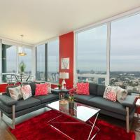 Downtown San Diego VIP High Rise 3br/2ba Suite