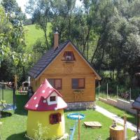 Three-Bedroom Holiday Home in Dolny Kubin