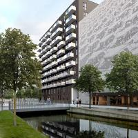 Two-bedroom apartment in Copenhagen - Robert Jacobsens Vej 65 (ID 9933)