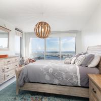 Downtown 2 bedrooms Apartment with sea view