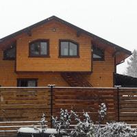 Sadyba Gutsulska Pisnya Lodge