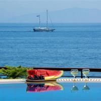 Beachfront Villa Benele