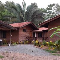 Wild Tropical Fruit Eco Lodge 150m² with 3 big rooms