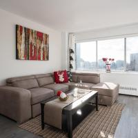 Luxurious 1BR Condo Downtown Montreal (breakfast incl)