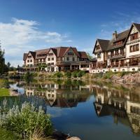 Hotel Spa Restaurant Domaine du Moulin