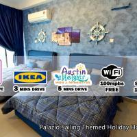 Palazio Sailing Themed Holiday Homestay