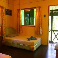 Sukau Backpackers B&B