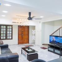 2 Storey Terrace House - Sunway Pyramid by Perfect Host