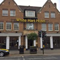 The White Hart Newmarket by Marston's Inns