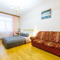 Двухкомнатная квартира на Фрунзенской набережной
