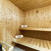 Luxueux chalet avec spa à Megève