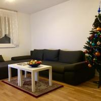 New modern two bedrooms apartment with free parking