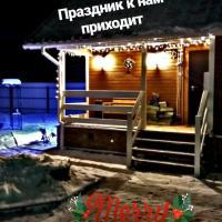 Загородный дом на Белом озере