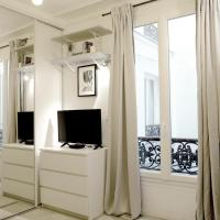 Appartement Paris-Saint Martin II