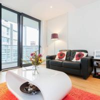 Fantastic flat in Manchester City Centre