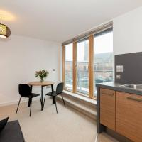Modern Flat in Manchester