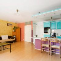 3 Rooms, 2 Baths Apartment with terrace
