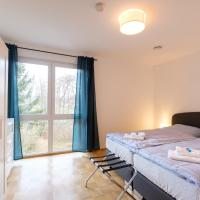 Spacious Modern Apartment - Quiet Area Nr Rhine-Main