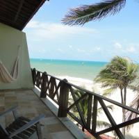 Penthouse Condomínio Cumbuco - Frente para mar