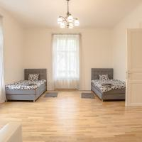 Luxury apartment steps from Wenceslas Square