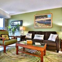 Ocean and City View Vacation Rental Suite at Luana Waikiki