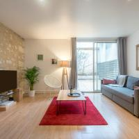 ClubLord Apartment with terrace and parking