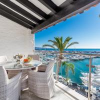 2 bedroom Frontline Penthouse in Puerto banus