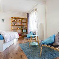 Cosy studio between Montmartre & Porte de Clignancourt