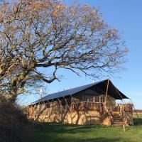 Glamping The Wight Way Safari Tents