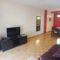 Bright two bedroom apartment near subway station