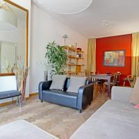 Spacious garden apartment Jordaan