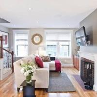 Historic Beacon Hill with Private Roof Deck