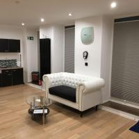 modern,light,clean 1Room Apartment central