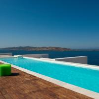 THE EDGE 5* Seafront Villas Ag.Irini